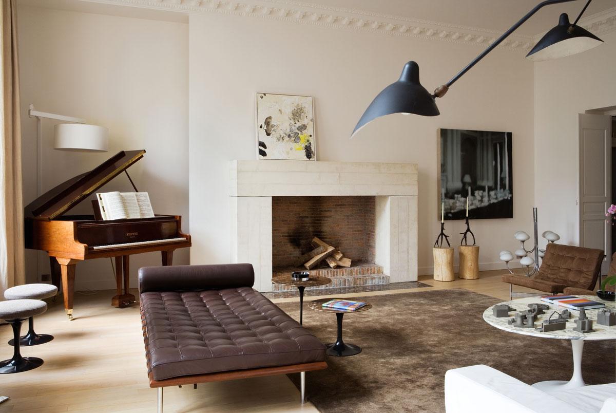 Humbert & Poyet - Apartment Marais 1