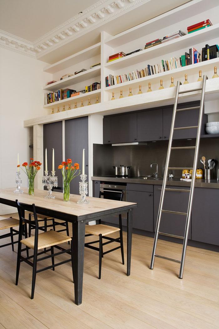 Humbert & Poyet - Apartment Marais 4