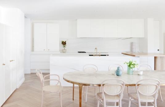Hecker Guthrie - Kitchen 1